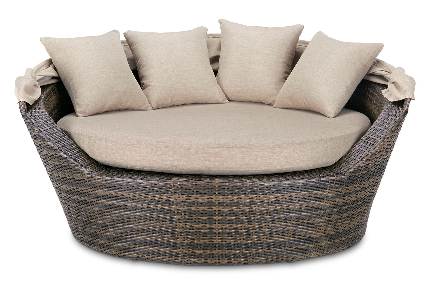 Jonathan patio daybed beige touch to zoom 1 2