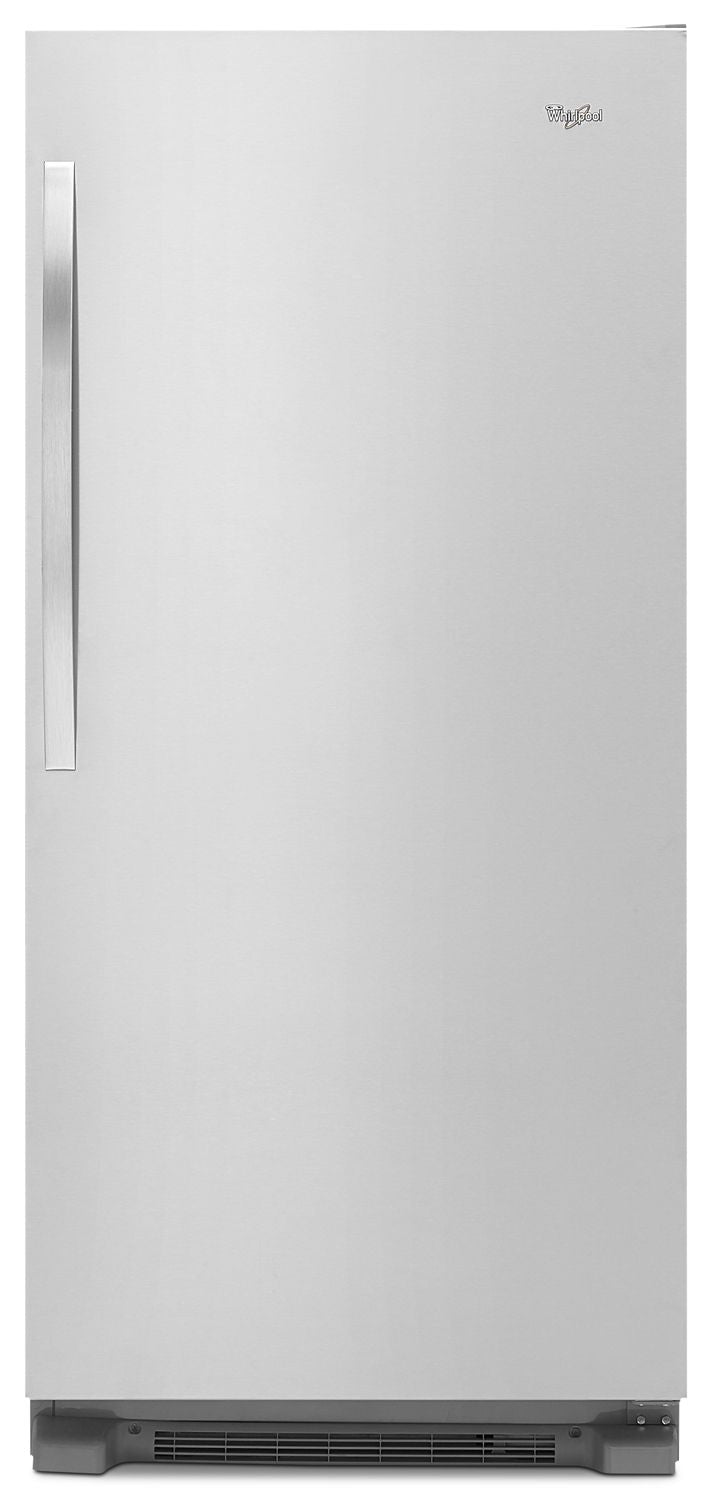 Whirlpool Stainless Steel Refrigerator (17.7 Cu. Ft.) - WSR57R18DM