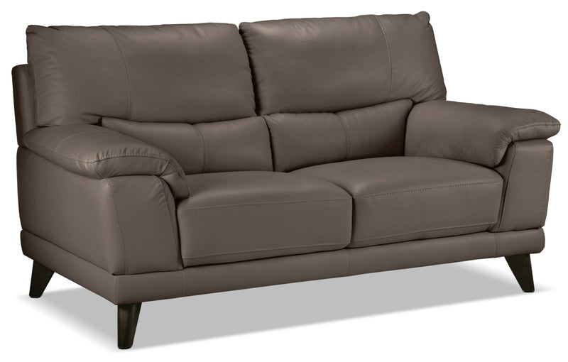 Braylon Loveseat - African Grey