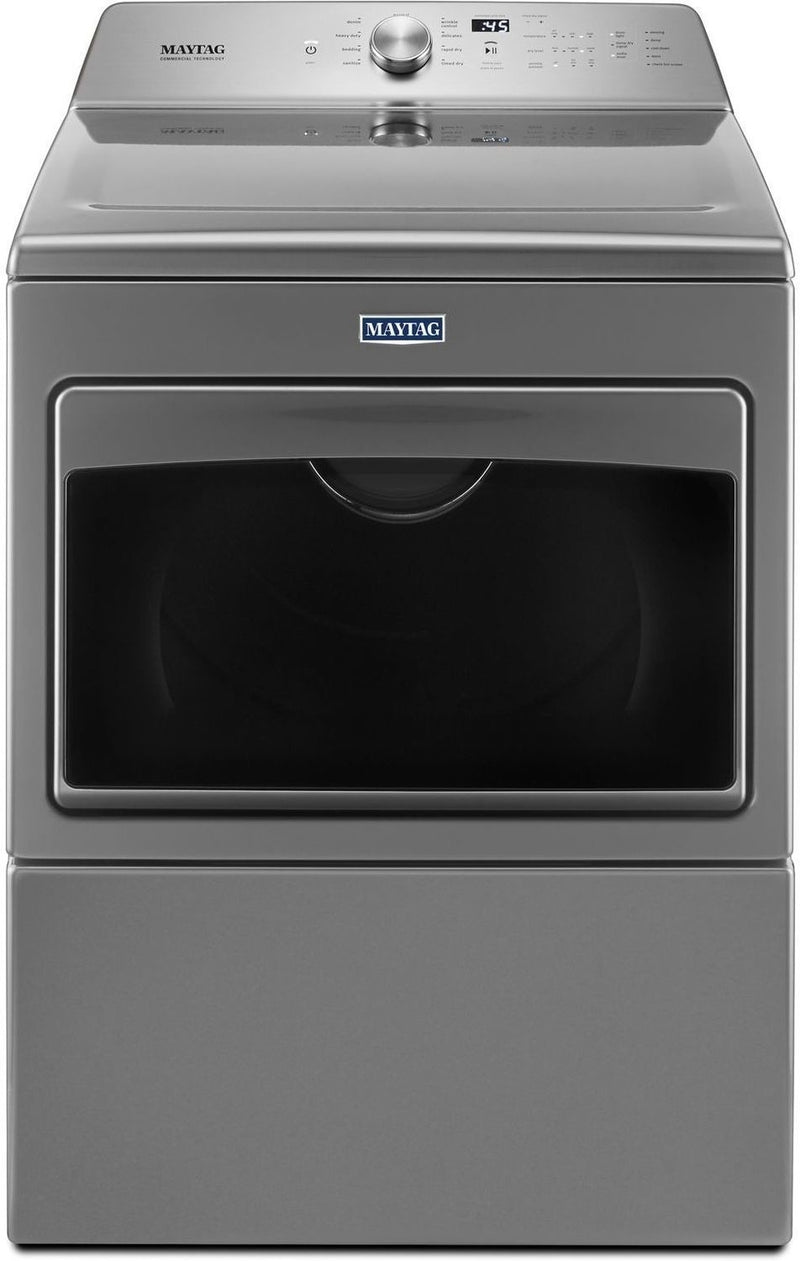 Maytag Metallic Slate Gas Dryer (7.4 Cu. Ft.) - MGDB765FC