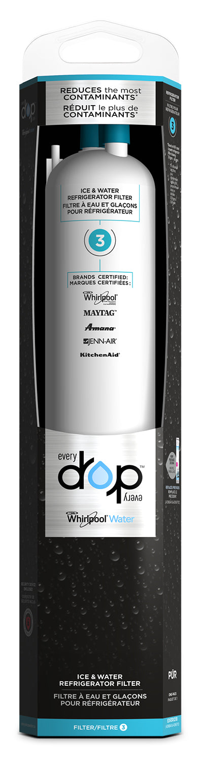 Whirlpool Replacement Water Filter - EDR3RXD1B