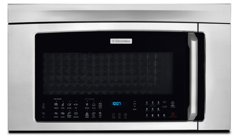 Electrolux Stainless Steel Over-the-Range Microwave (1.8 Cu. Ft.) - EI30BM6CPS