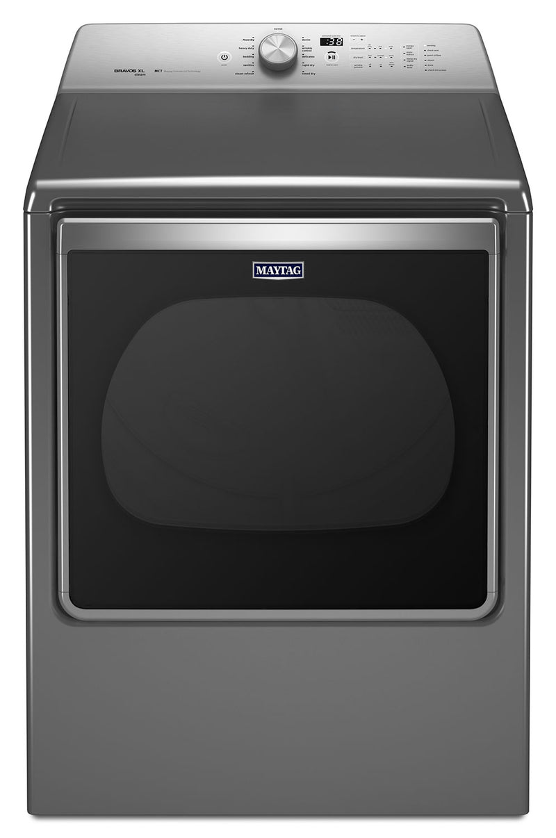 Maytag Metallic Slate Gas Dryer (8.8 Cu. Ft.) - MGDB855DC