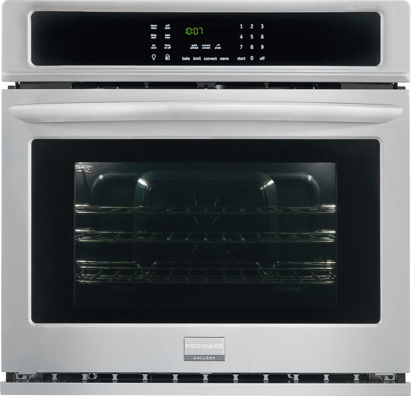 Frigidaire Gallery Stainless Steel Electric True Convection Wall Oven (3.8 Cu. Ft.) - FGEW2765PF