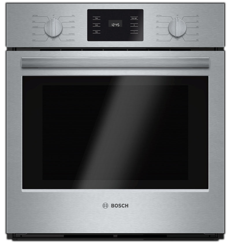 Bosch Stainless Steel Wall Oven (3.9 Cu. Ft.) - HBN5451UC