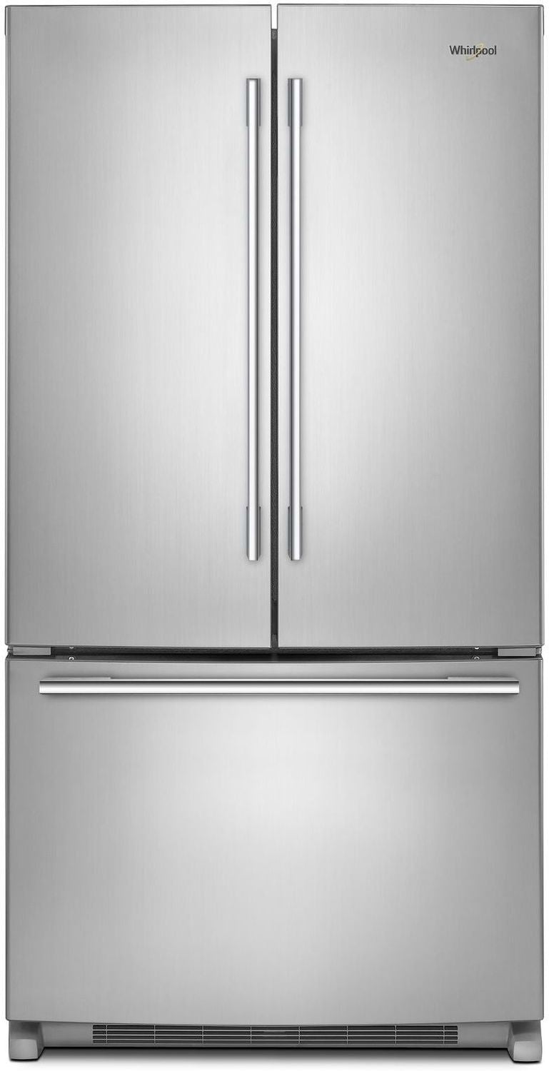 Whirlpool Stainless Steel French Door Refrigerator (25 Cu. Ft.) - WRFA35SWHZ
