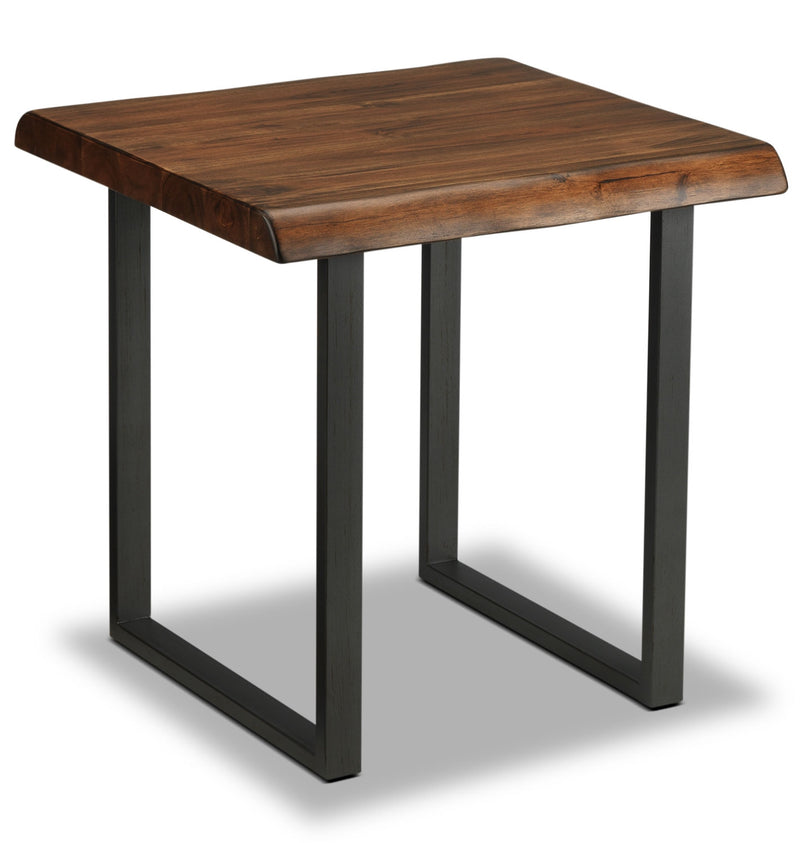 Natura End Table - Walnut