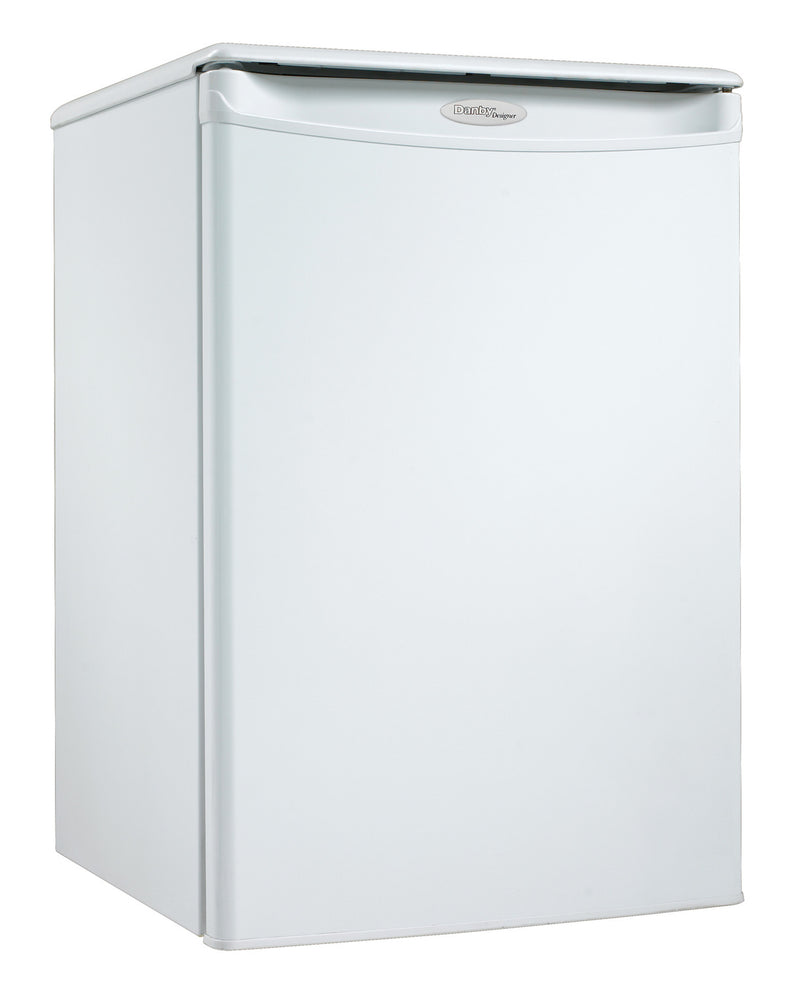 Image of Danby White Compact Refrigerator (2.6 cu. ft.) - DAR026A1WDD