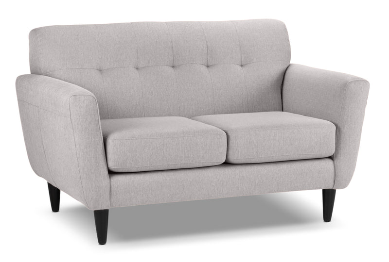 Cobra Loveseat - Grey