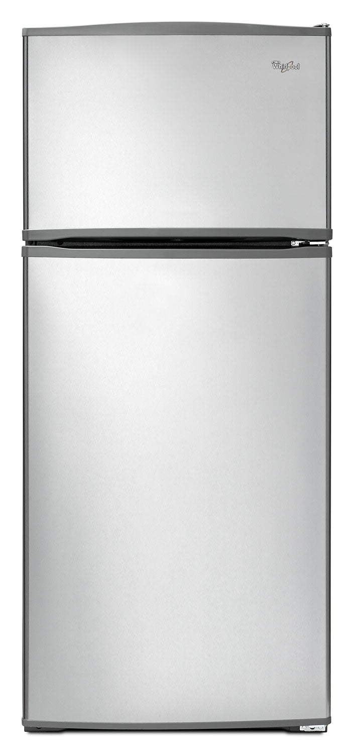 Whirlpool Stainless Steel Top-Freezer Refrigerator (16 Cu. Ft.) - WRT316SFDM