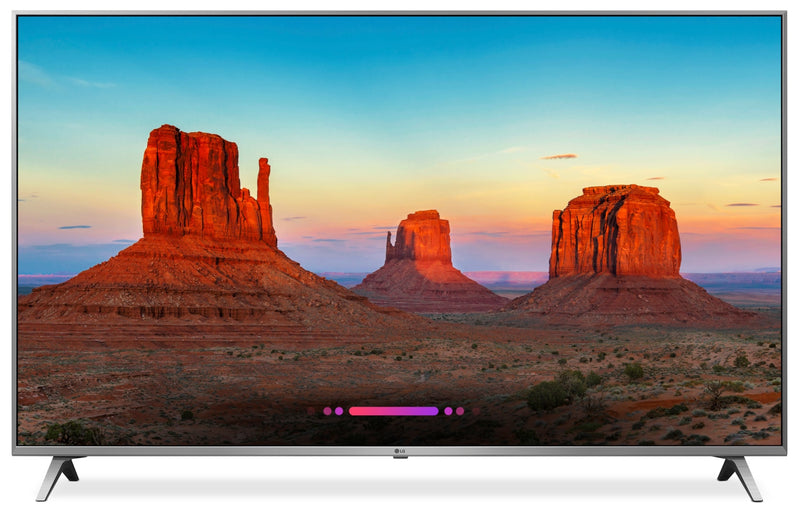"LG 65"" 4K HDR 120 TM NANO CELL TV - 65UK7700"