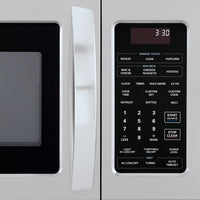 LG Appliances Stainless Steel Over-the-Range Microwave (1.8 Cu. Ft.) - LMV1852ST