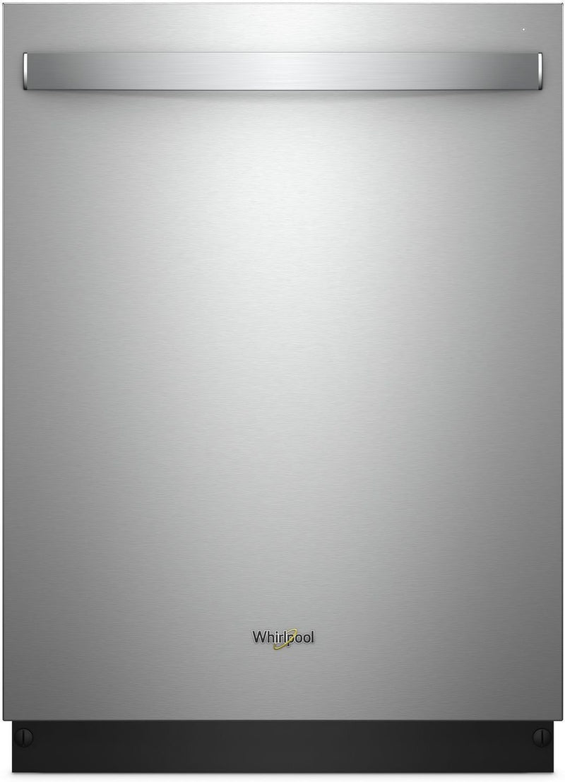 "Whirlpool Stainless Steel 24"" Dishwasher - WDT970SAHZ"
