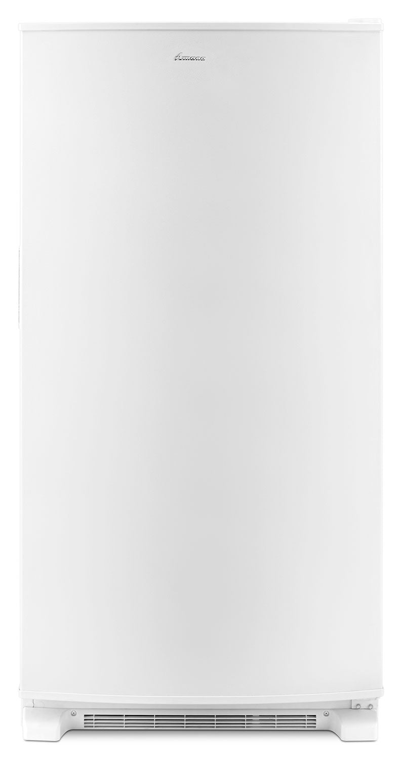 Amana White Upright Freezer (20.0 Cu. Ft.) - AZF33X20DW