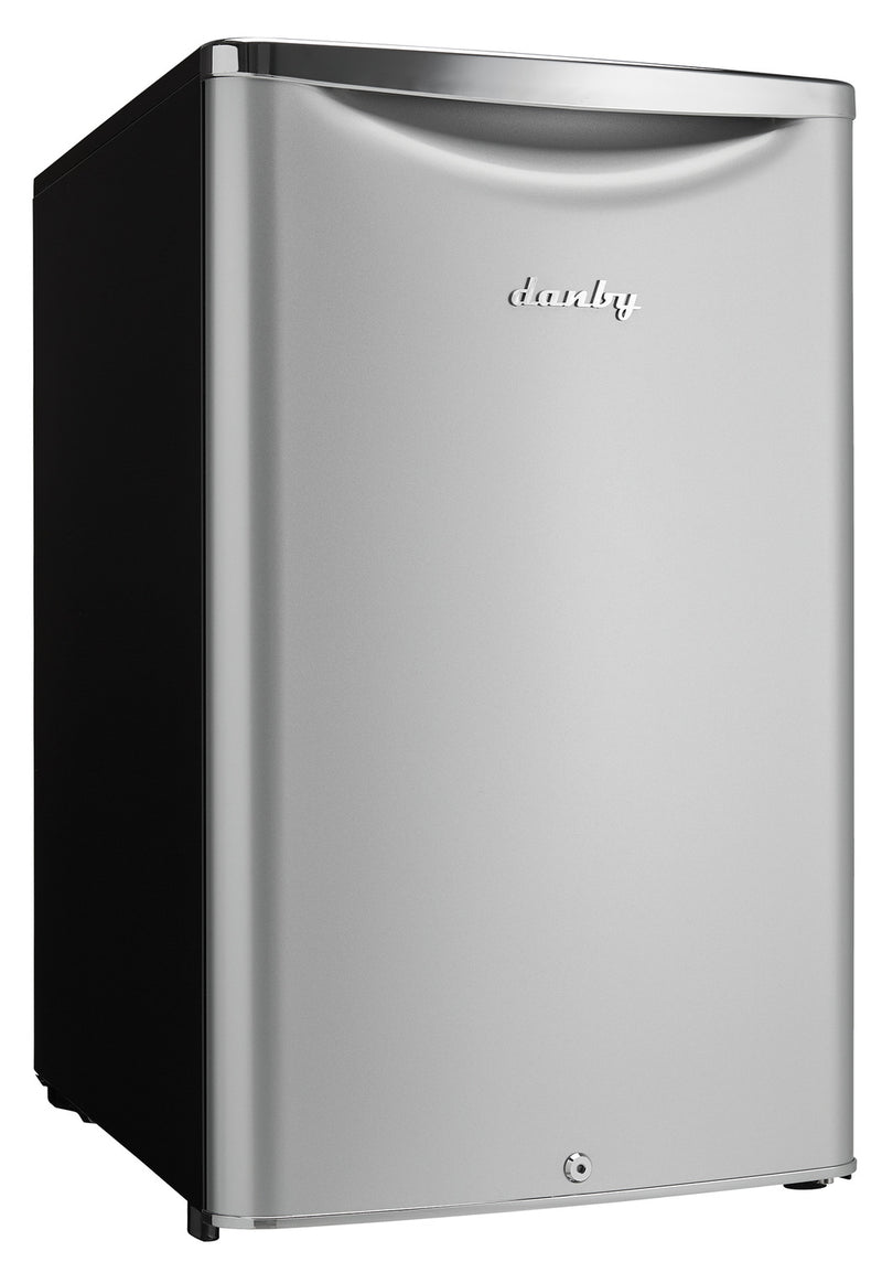 Image of Danby Silver Compact Refrigerator (4.4 Cu. Ft.) - DAR044A6DDB