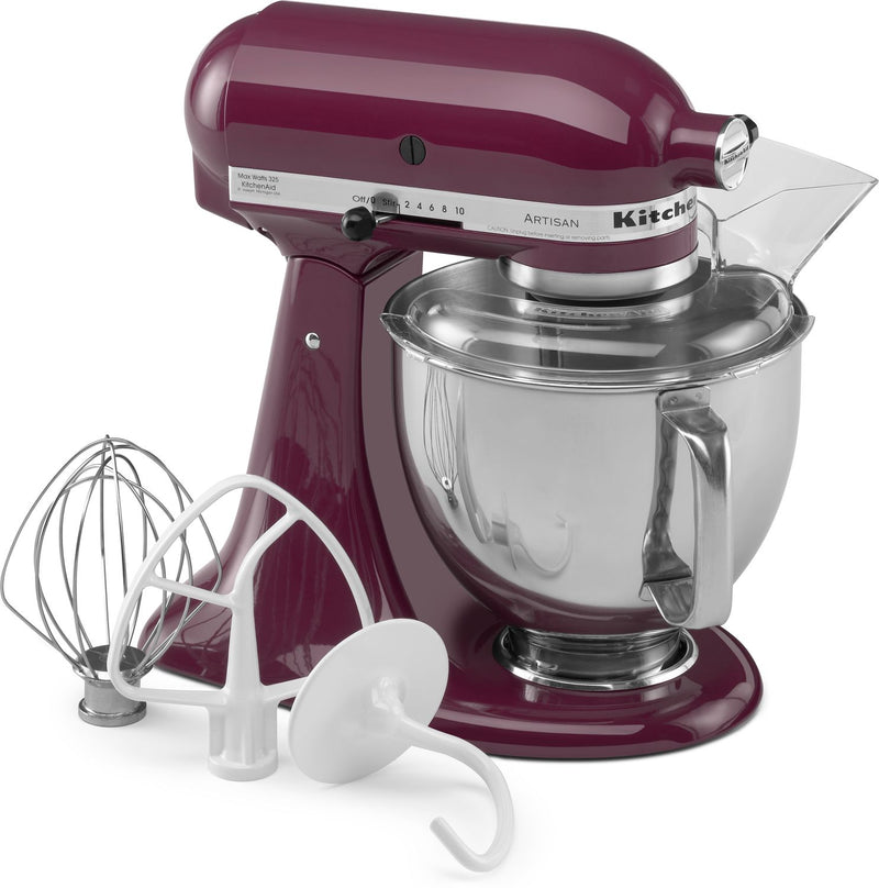 KitchenAid Boysenberry 5-Quart Tilt-Head Stand Mixer - KSM150PSBY