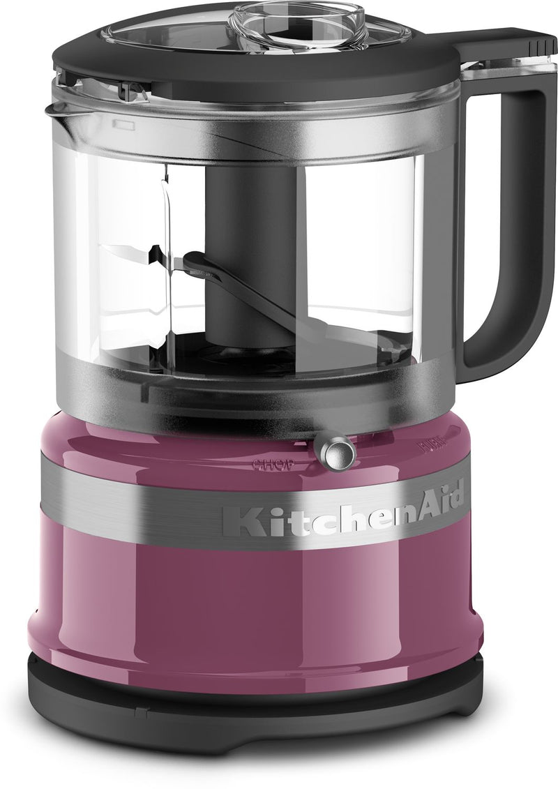 KitchenAid Boysenberry 3.5-Cup Mini Food Processor - KFC3516BY