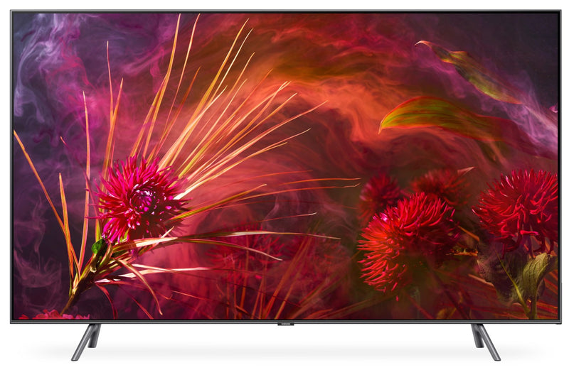 "Samsung 75"" HDR 240 MR SMART QLED TV - QN75Q8FNBFXZC"