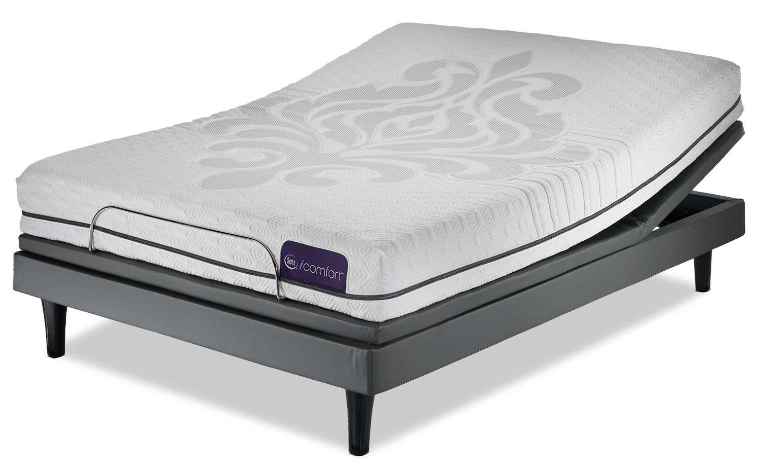 Serta Icomfort Eco Levity Firm Twin Xl Mattress And Motion Perfect