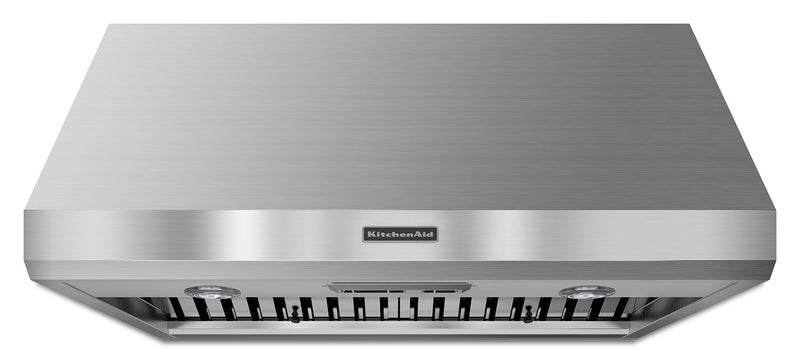 "KitchenAid Stainless Steel 36"" 1200 CFM Range Hood - KXW8736YSS"