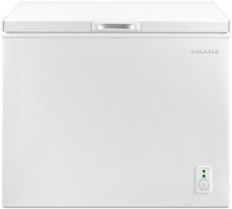 Amana White Compact Chest Freezer (7.0 Cu. Ft.) - AQC0701GRW
