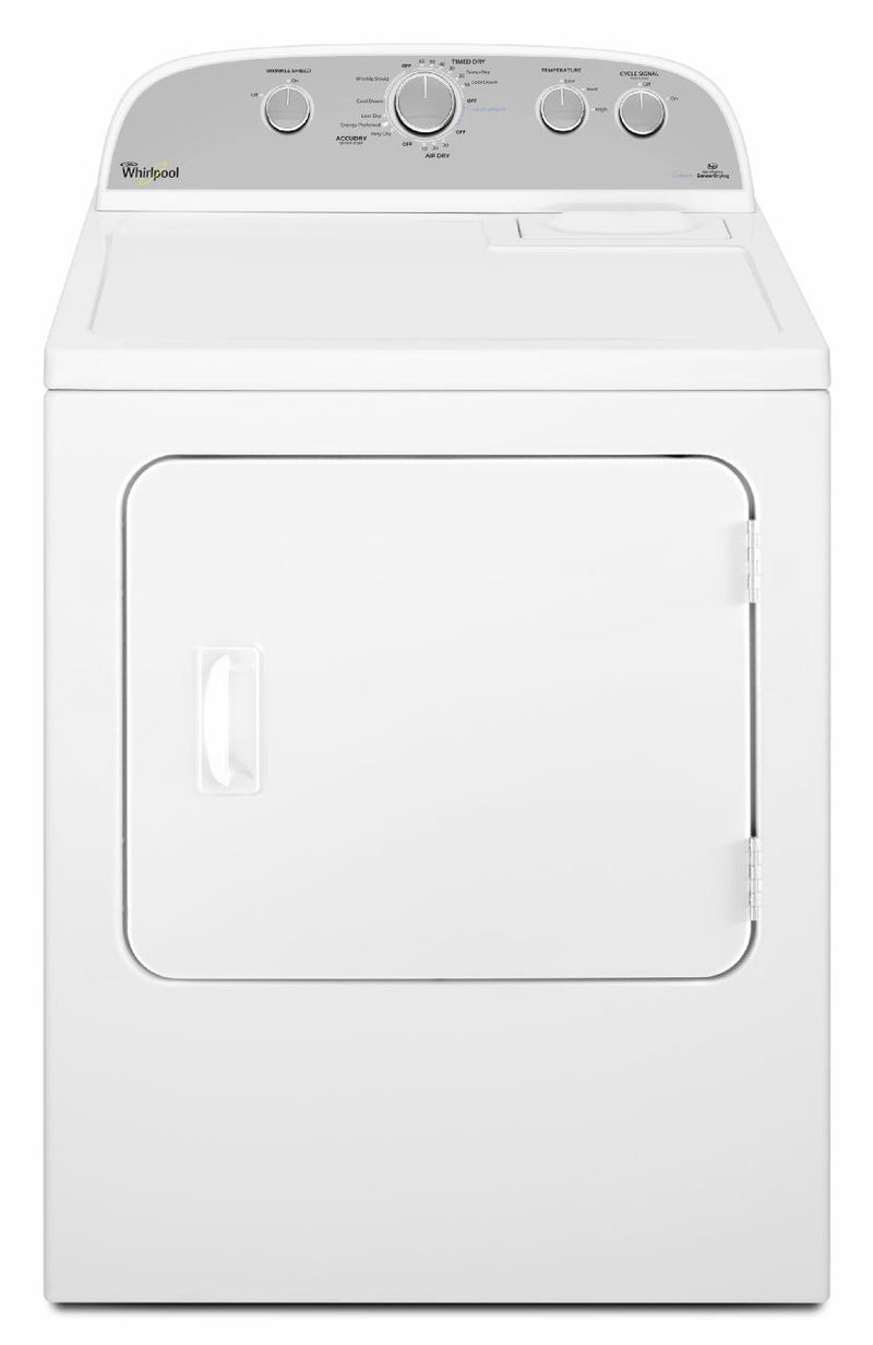 Whirlpool Dryer (7.0 Cu. Ft.) YWED49STBW