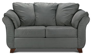 Collier Loveseat - Dark Grey