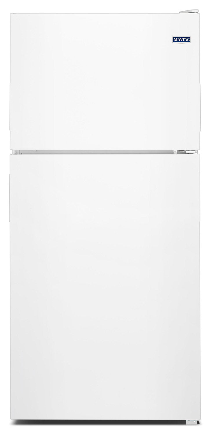 Maytag White Top-Freezer Refigerator (18.0 Cu. Ft.) - MRT118FFFH
