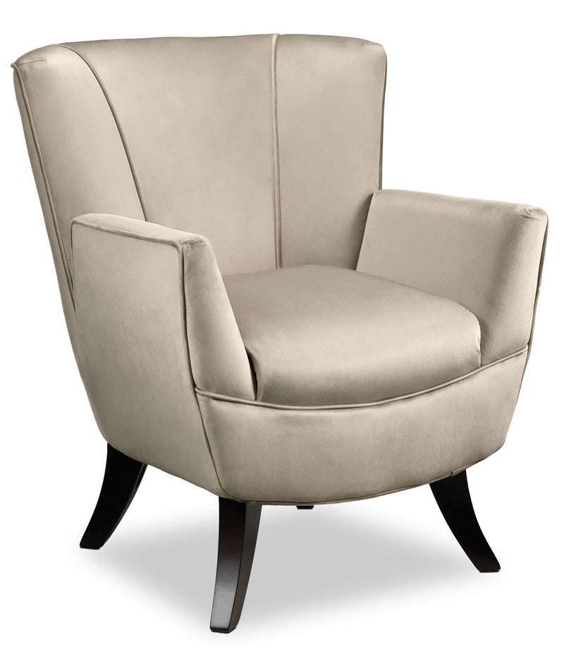Bethany Accent Chair - Beige