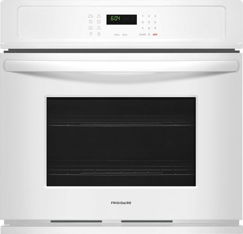 Frigidaire White Electric Wall Oven (4.6 Cu. Ft.) - FFEW3026TW