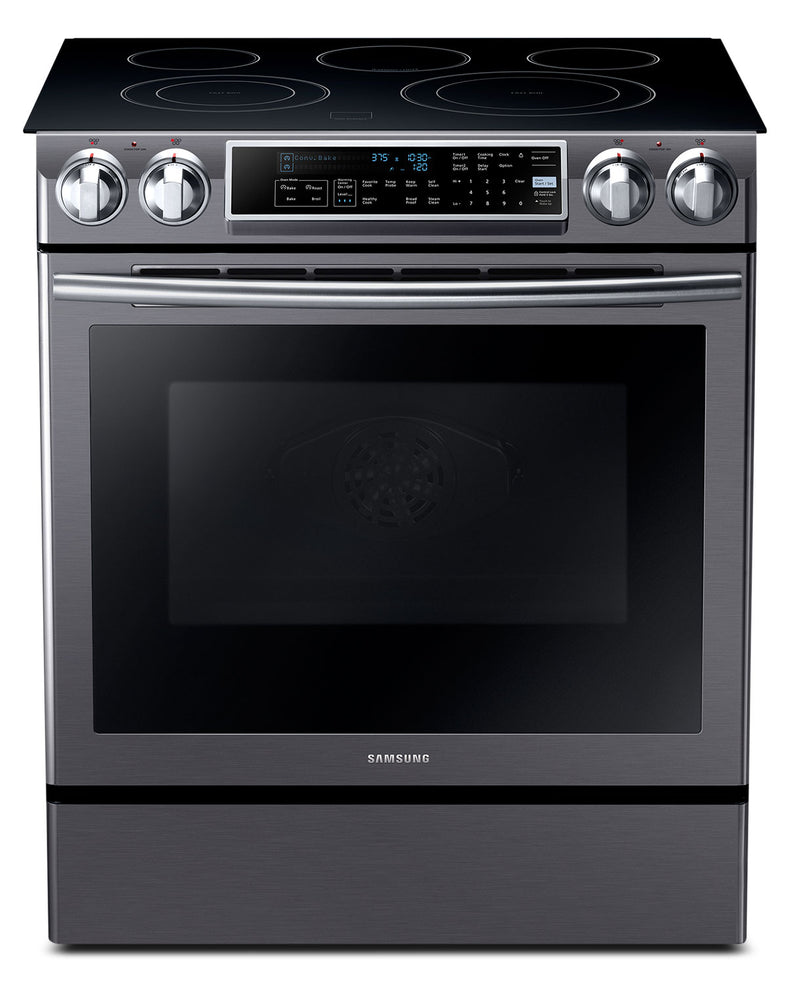 Samsung Stainless Steel Electric Range (5.8 Cu. Ft.) - NE58K9500SG/AC