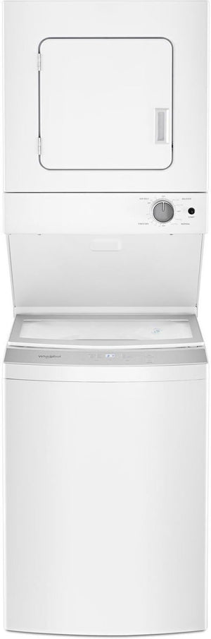 Whirlpool White Electric Laundry Centre - YWET4024HW