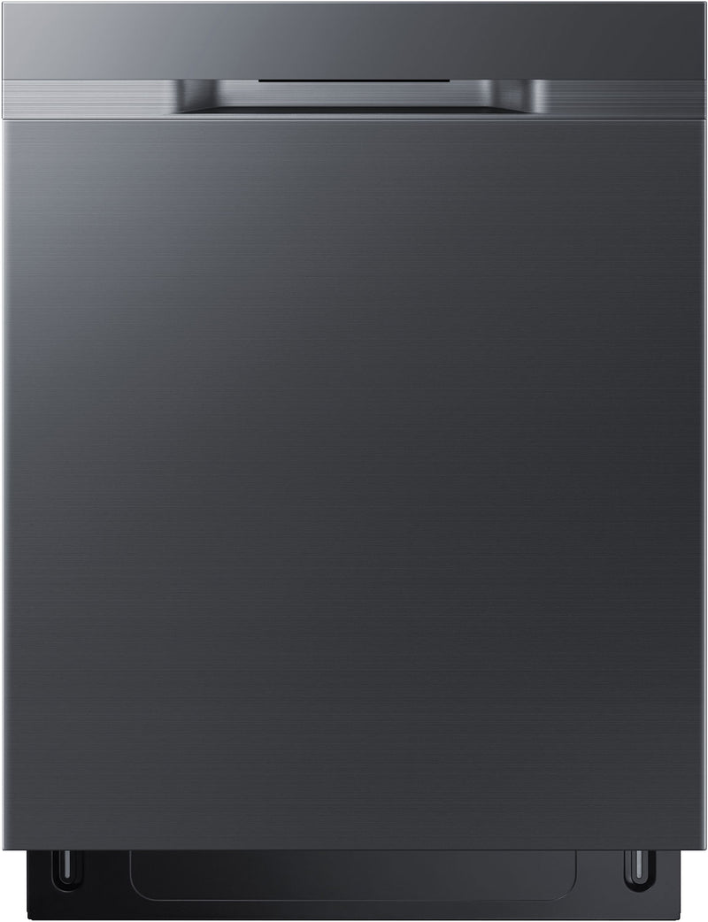 "Samsung Black Stainless Steel 24"" Dishwasher - DW80K5050UG/AC"