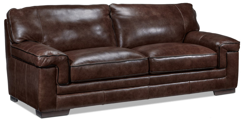 Stampede Sofa - Coffee