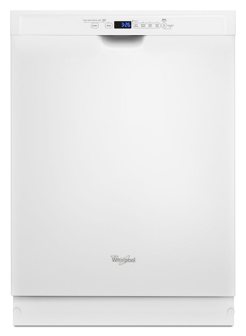 "Whirlpool White 24"" Dishwasher - WDF560SAFW"