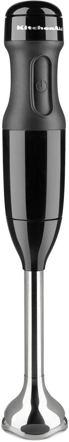 KitchenAid Onyx Black 2-Speed Hand Blender - KHB1231OB