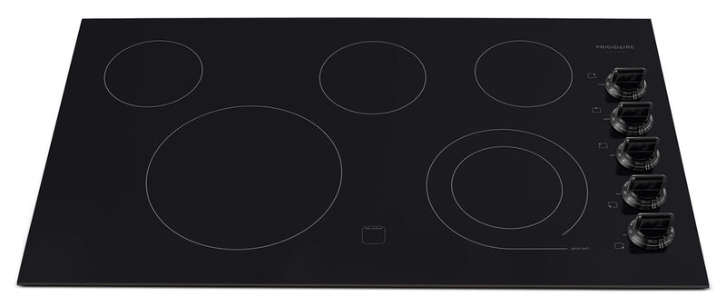 Frigidaire Gallery Black Electric Cooktop FGEC3645KB