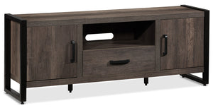Dean TV Stand - Greystone