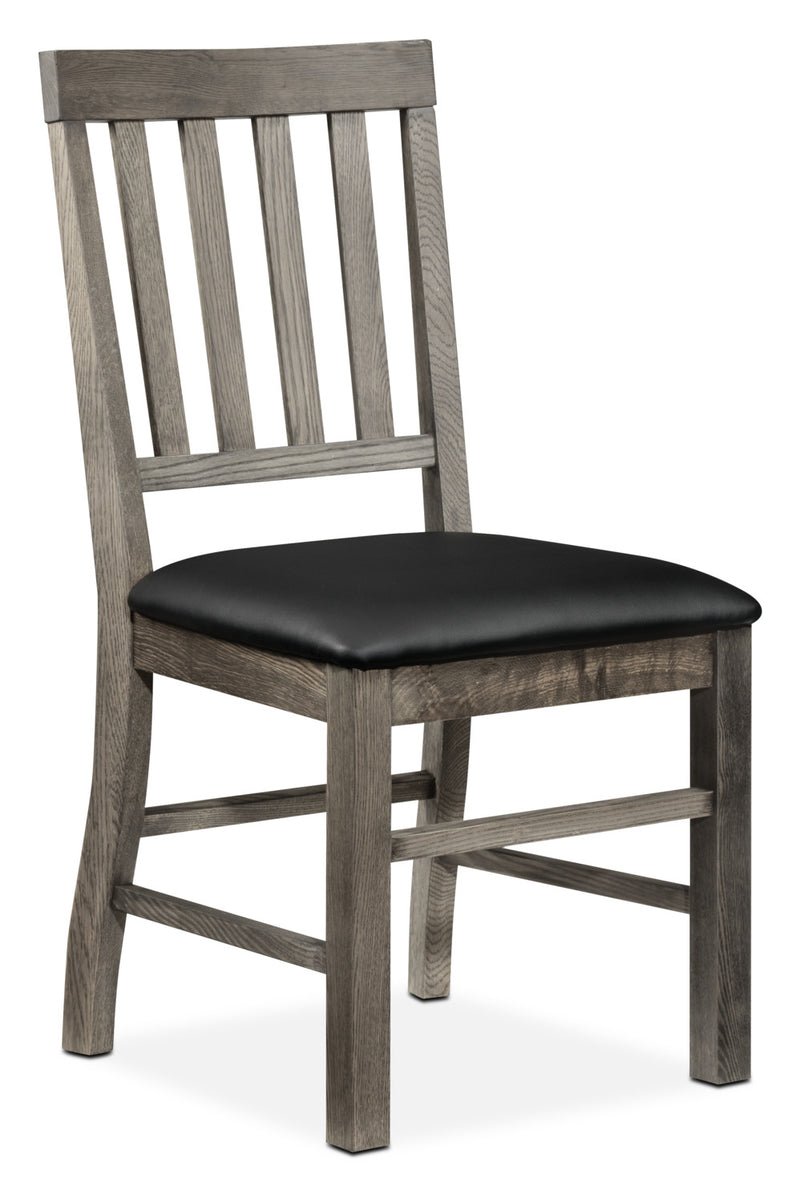 Porter Side Chair - Black