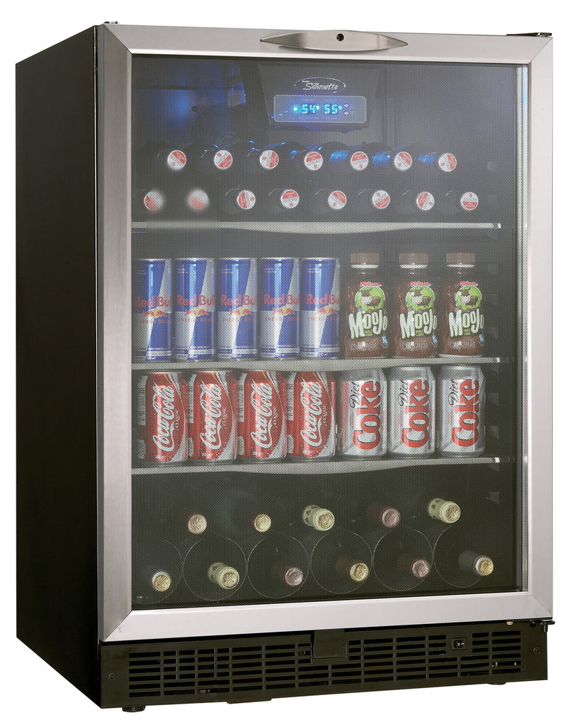 Danby Stainless Steel Beverage Centre (5.3 Cu. Ft.) - DBC514BLS