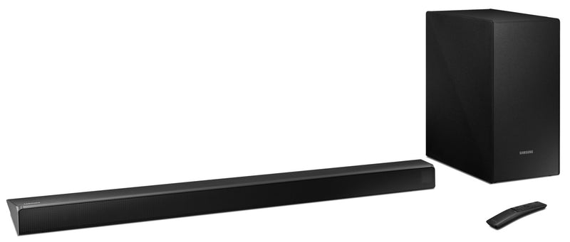 Samsung 2.1-Ch. 320W Sound Bar with Wireless Subwoofer - HW-N450