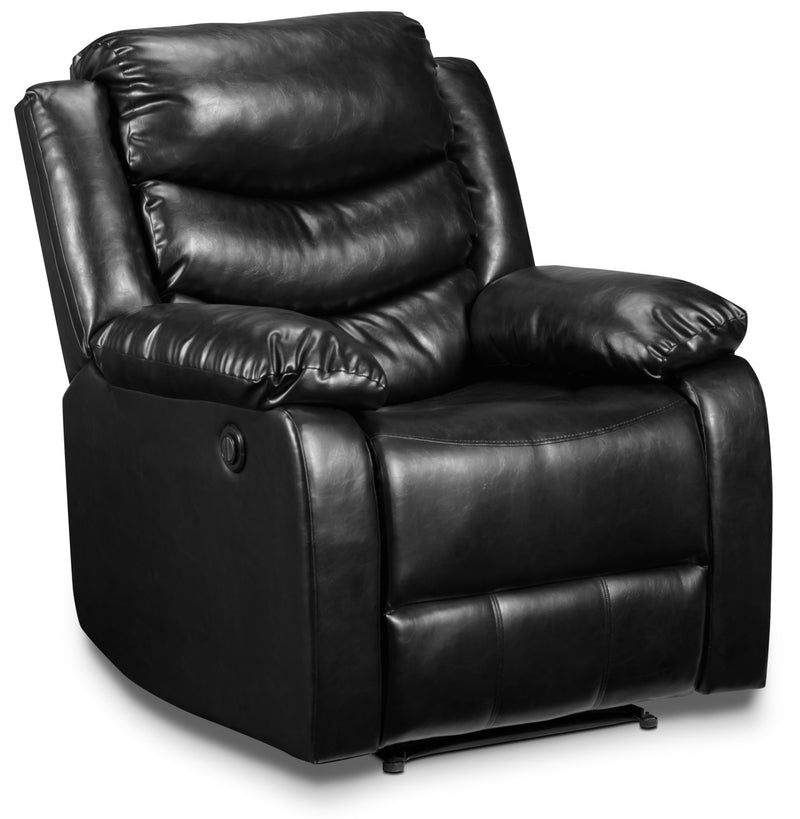 Leather Look Recliners