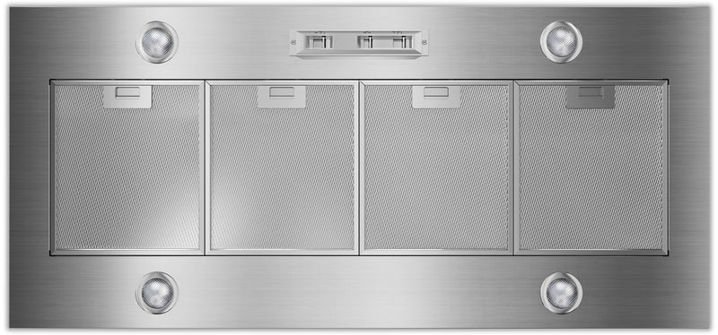 "KitchenAid Stainless Steel 48"" 1200 Range Hood Liner - UXL6048YSS"