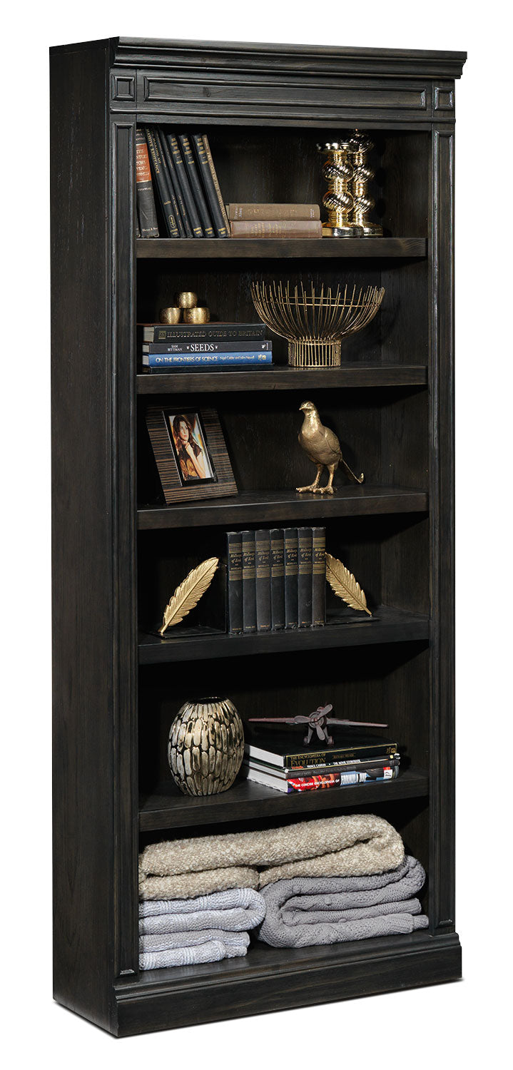 Copley Bookcase - Deep Grey