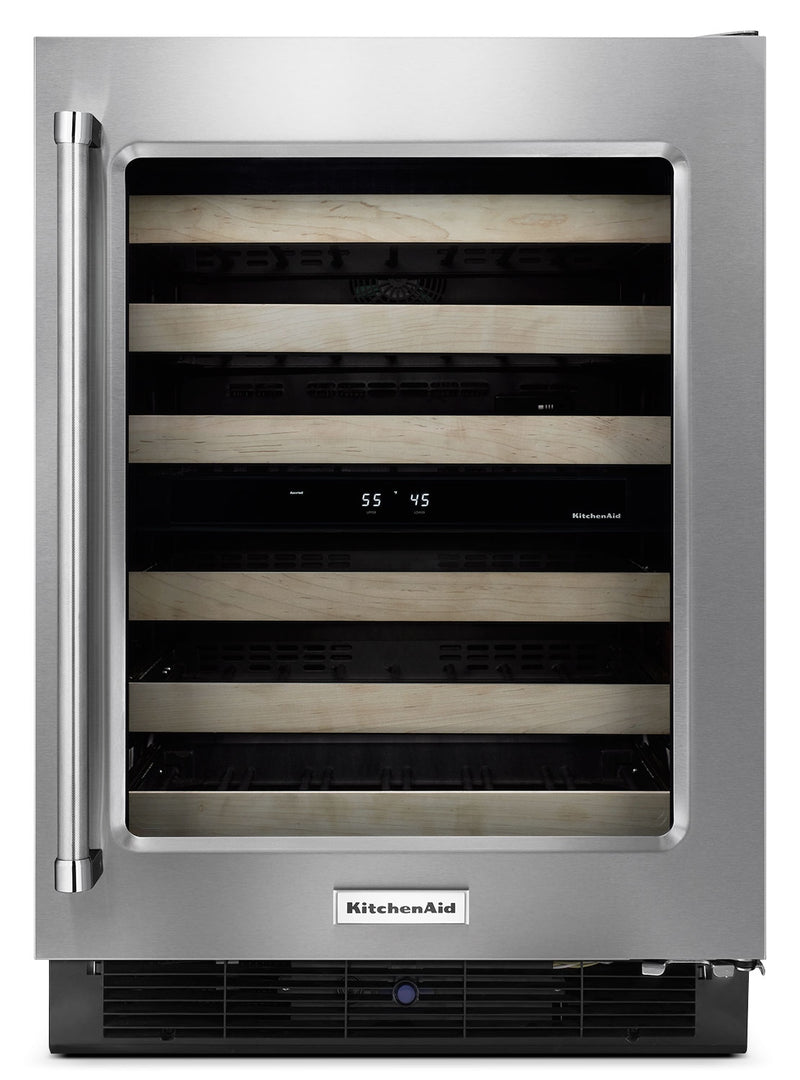 KitchenAid Wine Cooler KUWR204ESB