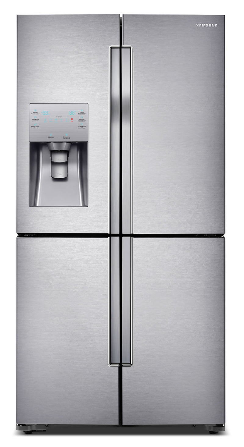 Samsung Stainless Steel French-Door Refrigerator (22.5 Cu. Ft.) - RF23J9011SR