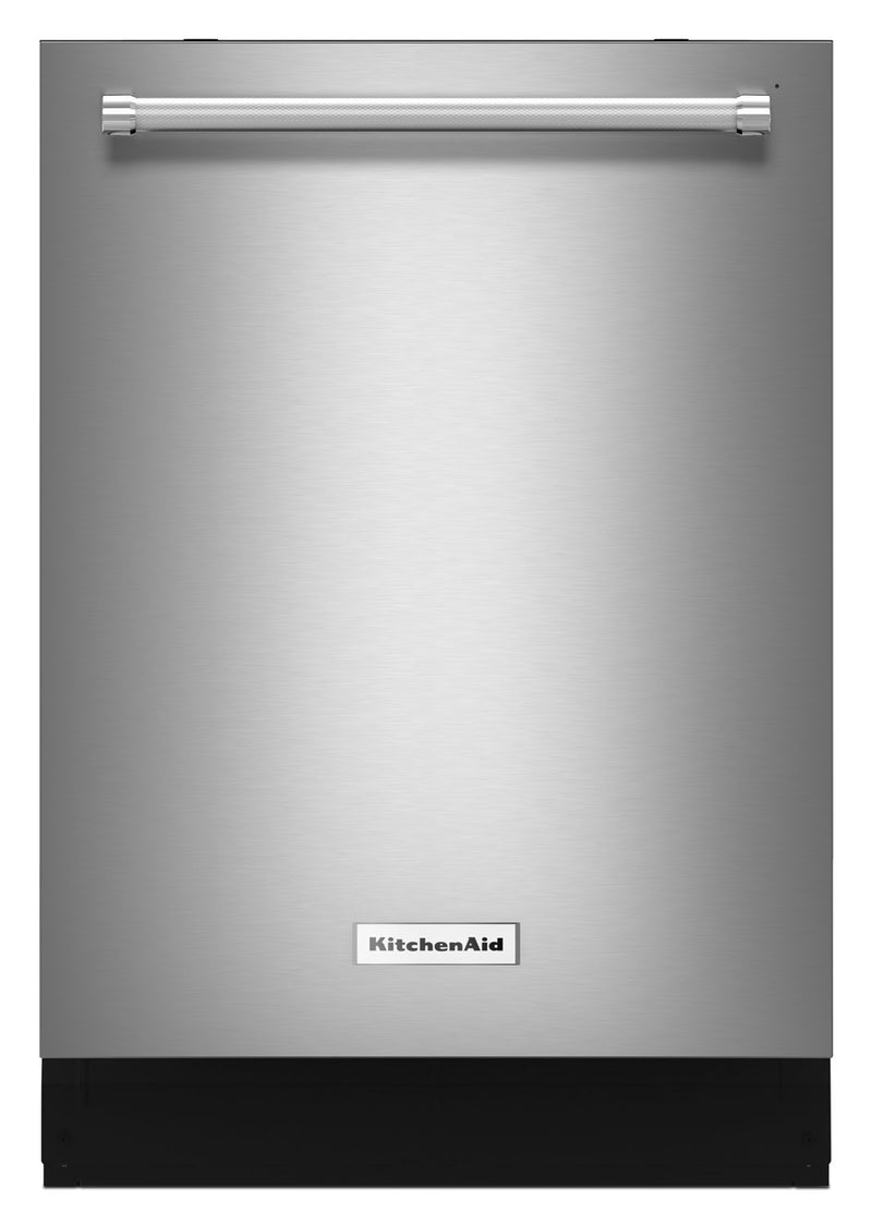 "KitchenAid Stainless Steel 24"" Dishwasher - KDTM404ESS"