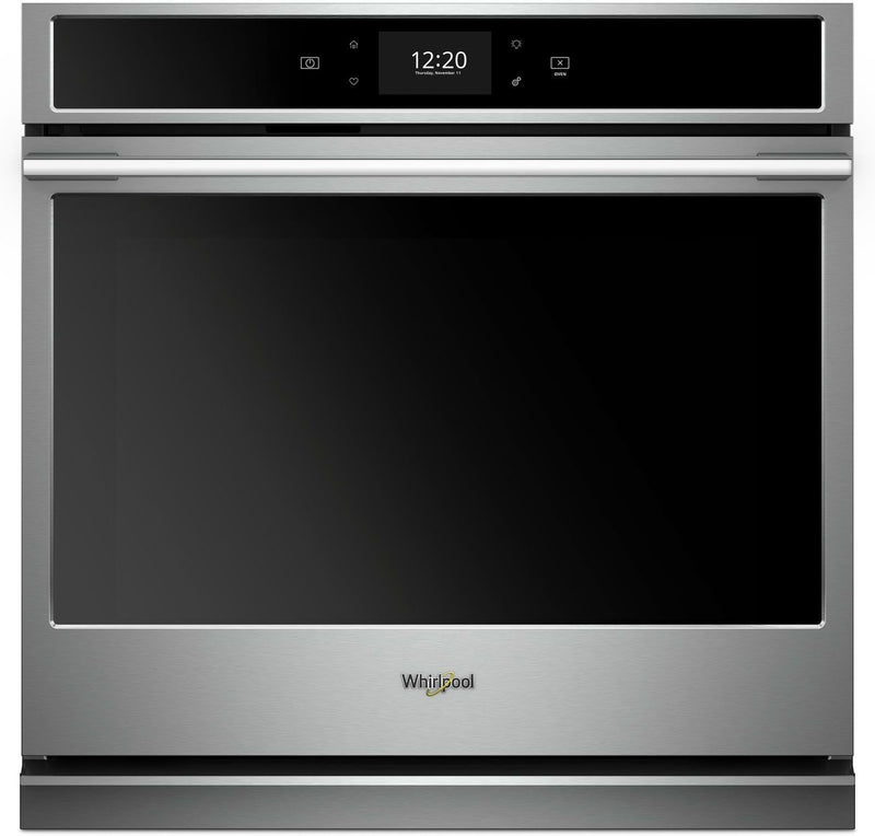 Whirlpool Stainless Steel Electric True Convection Wall Oven (5.0 Cu. Ft.) - WOSA2EC0HZ