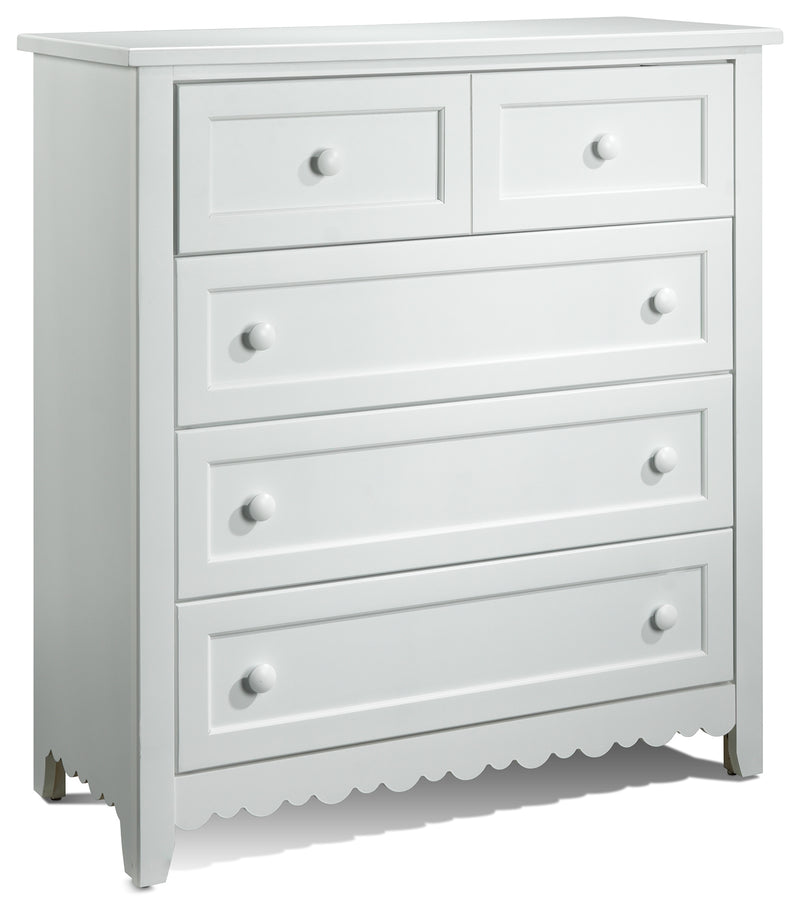 Sweetdreams Chest - White