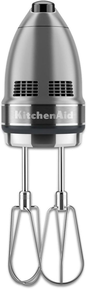 KitchenAid Contour Silver 7-Speed Hand Mixer - KHM7210CU
